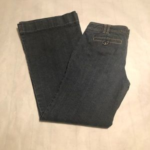 ANN Taylor Women's Boot Cut Jeans Size 6